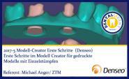 2017-NEW EXOCAD TUTORIAL DENSEO -5 Modell-Creator Erste Schritte (Denseo)