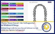 Thema: Neues Exocad/Der Auftragszettel im Windows 8 Design