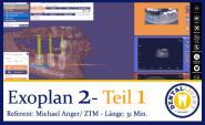 Exocad-2019 EXOPLAN 2 - Teil 1