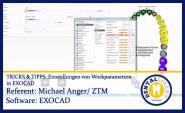 TIPPS & TRICKS - Einstellungen in den Workparametern von EXOCAD