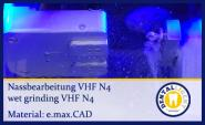 GRATIS - Nassbearbeitung - wet grinding VHF N4reate a PDF-Data from your Modellation