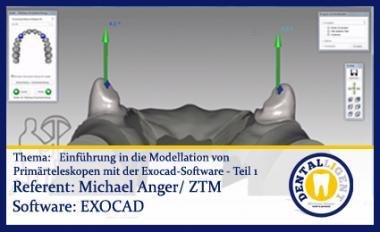 Einführung in die Model. von Primärteleskopen mit EXOCAD - Teil 1