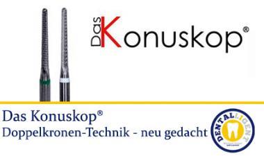 Das Konuskop® - Doppelkronentechnik