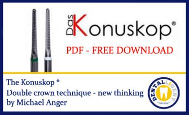 The Konuskop® - double crown technique