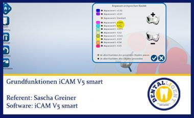 iCAM V5 smart - Grundfunktionen