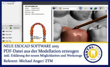 PDF-Datei aus der Modellation erzeugen