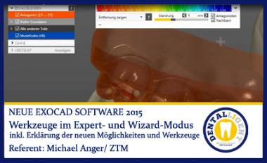 Tools in Expert and Wizzard-Mode