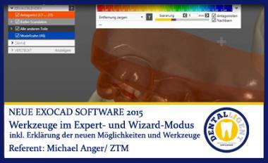 Werkzeuge im Expert und Wizzard-Modus