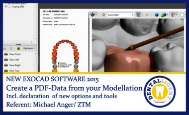 Create a PDF-Data from your Modellation
